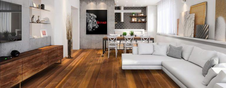 ambiente piso de madeira pronto macica cumaru