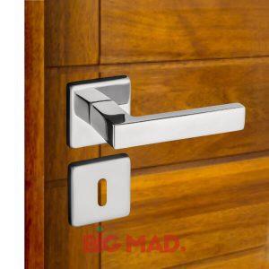 Fechadura Para portas em Inox 5
