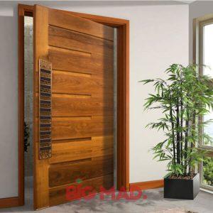 Puxador para portas em inox 1723