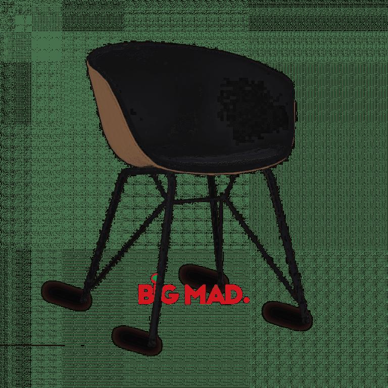 Cadeira Astrid em Courino