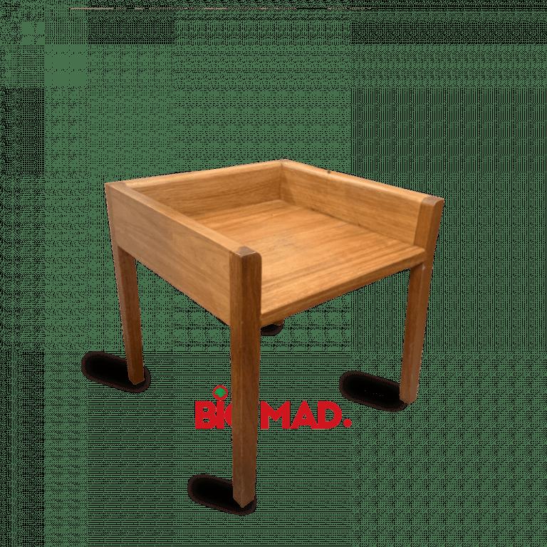 Cadeira de Madeira Macica Quadra