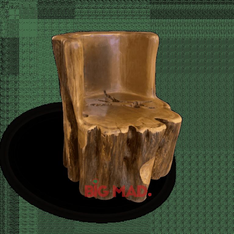 Poltrona Tora de Madeira MAcica