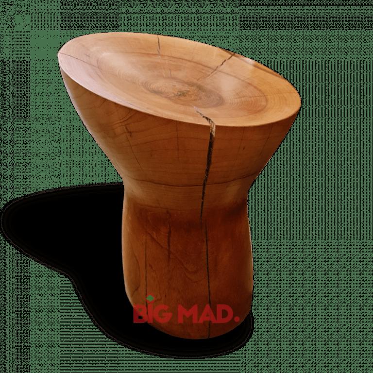 Banco merlim em madeira macica